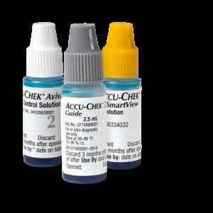 Accu-Chek control solution